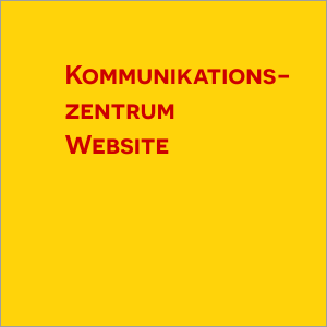 Kommunikationszentrale Website